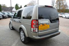 LAND ROVER DISCOVERY 4 SDV6 XS - 2742 - 11