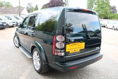 LAND ROVER DISCOVERY SDV6 HSE LUXURY - 3596 - 21