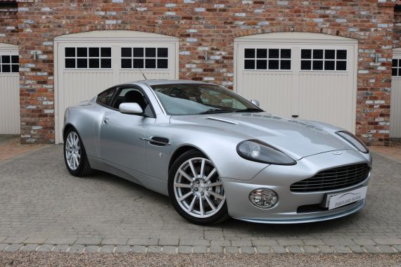 Used ASTON MARTIN VANQUISH in Yorkshire for sale