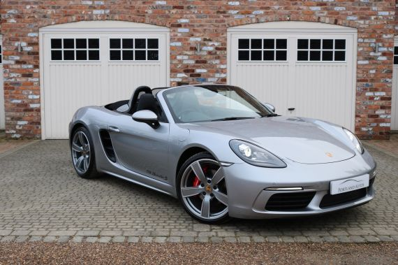 Used PORSCHE 718 in Yorkshire for sale