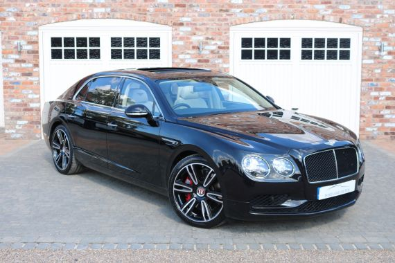 Used BENTLEY FLYING SPUR in Yorkshire for sale