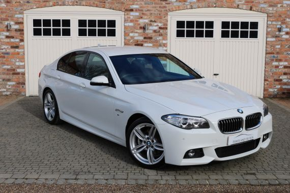 Used BMW 5 SERIES in Yorkshire for sale