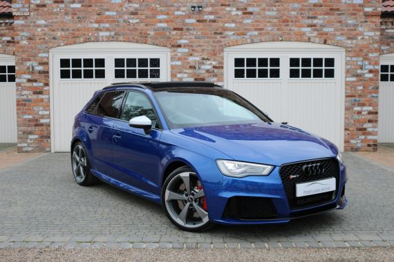 Used AUDI RS3 in Yorkshire for sale
