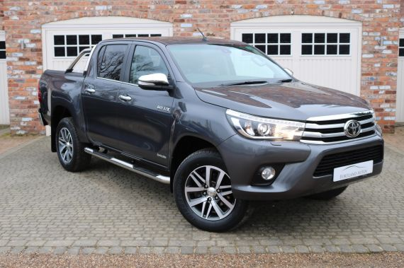 Used TOYOTA HI-LUX in Yorkshire for sale