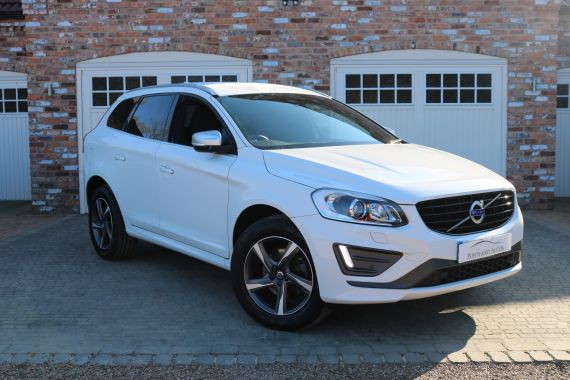 Used VOLVO XC60 in Yorkshire for sale