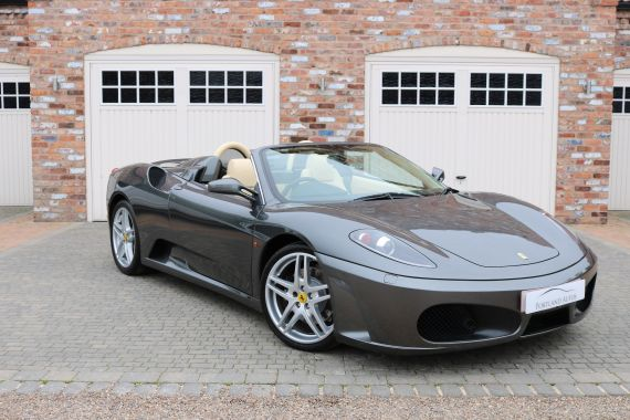 Used FERRARI F430 in Yorkshire for sale