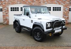 LAND ROVER DEFENDER 90 TD PICK UP - 3959 - 1