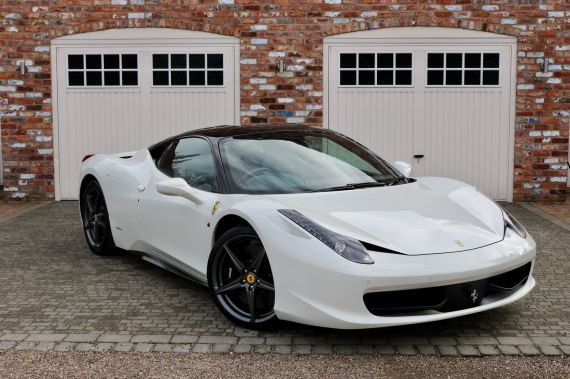 Used FERRARI 458 in Yorkshire for sale