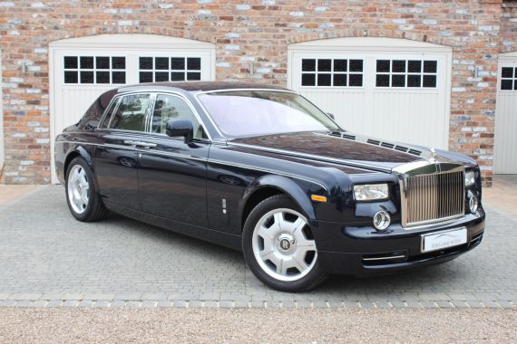 Used ROLLS ROYCE PHANTOM in Yorkshire for sale