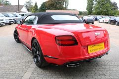 BENTLEY CONTINENTAL GT V8 S - 3814 - 9
