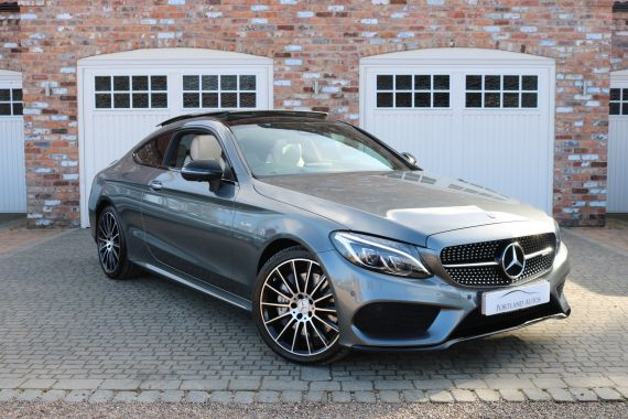 Used MERCEDES C-CLASS in Yorkshire for sale