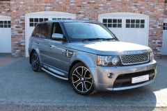 LAND ROVER RANGE ROVER SPORT SDV6 AUTOBIOGRAPHY SPORT - 3098 - 1