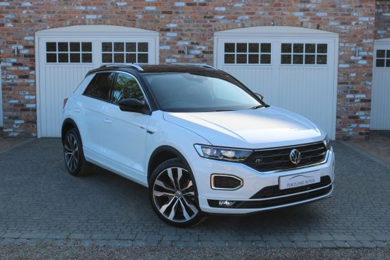 Used VOLKSWAGEN T-ROC in Yorkshire for sale