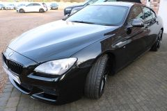 BMW 6 SERIES 640D M SPORT GRAN COUPE - 3419 - 9