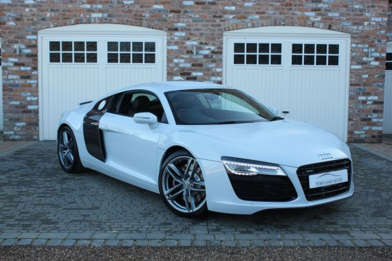 Used AUDI R8 in Yorkshire for sale