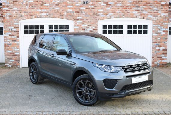 Used LAND ROVER DISCOVERY SPORT in Yorkshire for sale