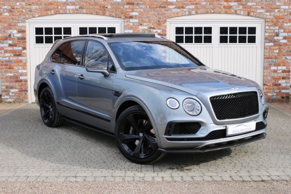 Used BENTLEY BENTAYGA in Yorkshire for sale