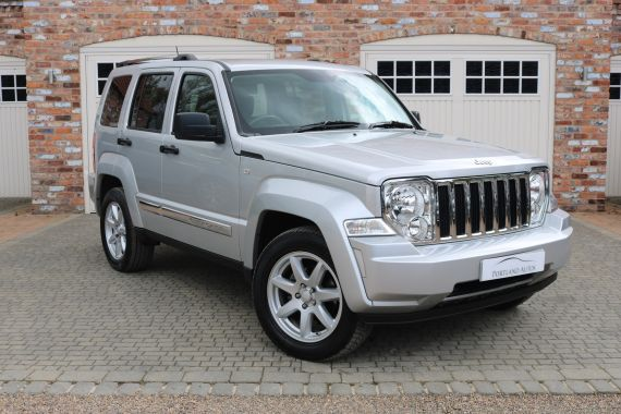 Used JEEP CHEROKEE in Yorkshire for sale