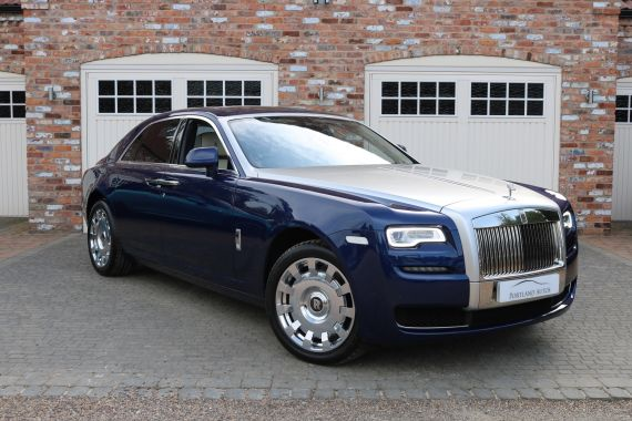 Used ROLLS ROYCE GHOST in Yorkshire for sale