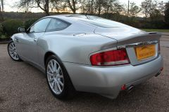 ASTON MARTIN VANQUISH V12 S 2+2 FULL AM HISTORY ONE OWNER - 1244 - 17