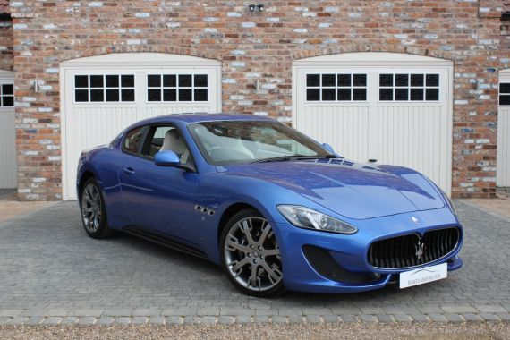 Used MASERATI GRANTURISMO in Yorkshire for sale