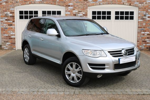 Used VOLKSWAGEN TOUAREG in Yorkshire for sale