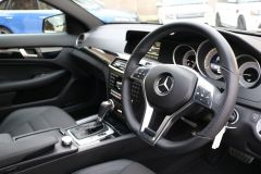 MERCEDES C-CLASS C220 CDI BLUEEFFICIENCY AMG SPORT - 3399 - 17