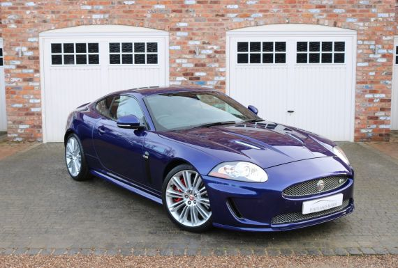 Used JAGUAR XKR in Yorkshire for sale