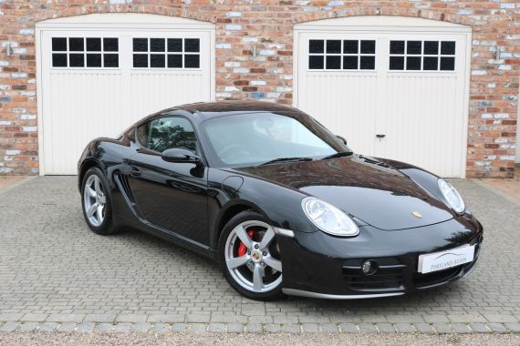 Used PORSCHE CAYMAN in Yorkshire for sale
