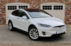 TESLA MODEL X LONG RANGE AWD - 4196 - 1