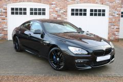 BMW 6 SERIES 640D M SPORT GRAN COUPE - 3419 - 1