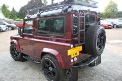LAND ROVER DEFENDER 90 TD XS STATION WAGON - 3083 - 13