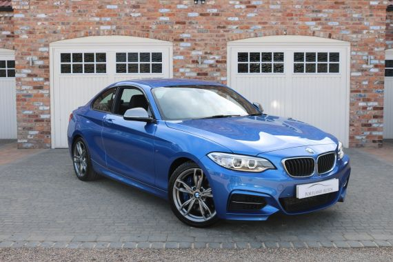 Used BMW 2 SERIES in Yorkshire for sale