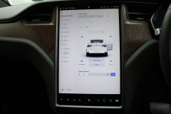 TESLA MODEL X LONG RANGE AWD - 4196 - 38