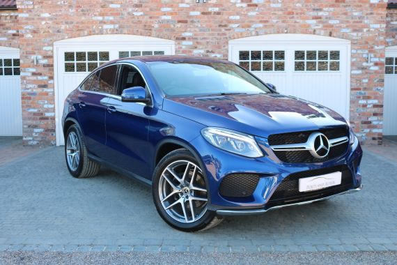 Used MERCEDES GLE-CLASS in Yorkshire for sale