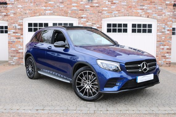 Used MERCEDES GLC-CLASS in Yorkshire for sale