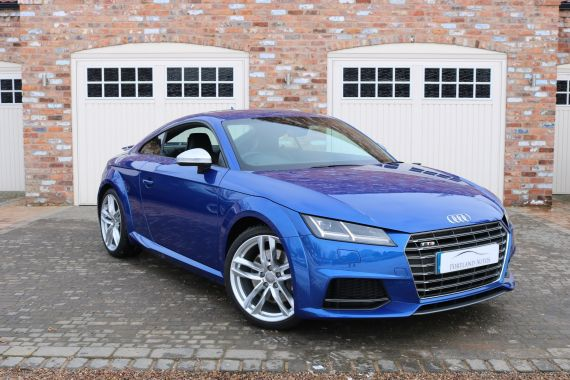 Used AUDI TTS in Yorkshire for sale