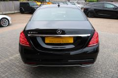 MERCEDES S-CLASS S 350 D AMG LINE EXECUTIVE - 4351 - 5