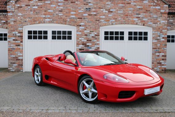 Used FERRARI 360 in Yorkshire for sale