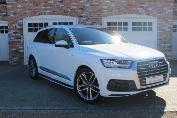 Used AUDI Q7 in Yorkshire for sale