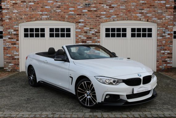 Used BMW 4 SERIES in Yorkshire for sale