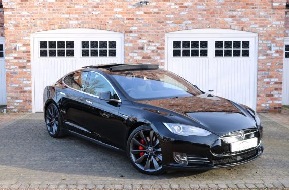 Used TESLA MODEL S  in Yorkshire for sale