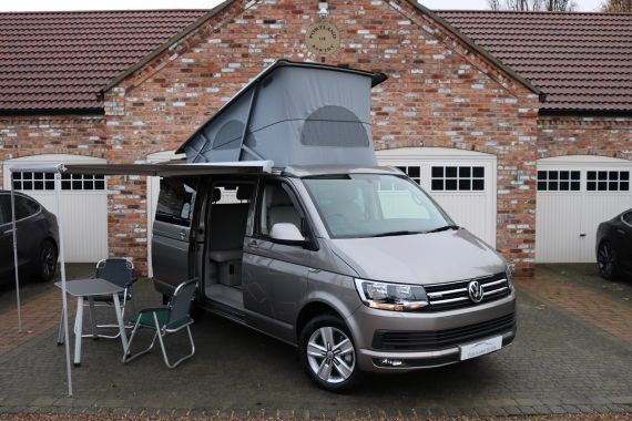 Used VOLKSWAGEN CALIFORNIA in Yorkshire for sale