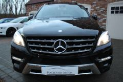 MERCEDES M-CLASS ML250 BLUETEC AMG LINE PREMIUM PLUS - 2864 - 21