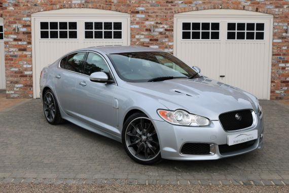 Used JAGUAR XF in Yorkshire for sale