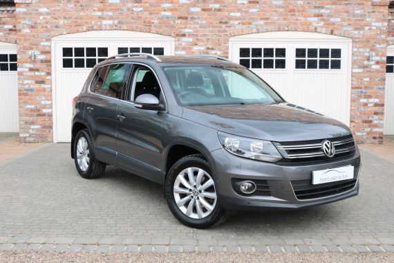 Used VOLKSWAGEN TIGUAN in Yorkshire for sale