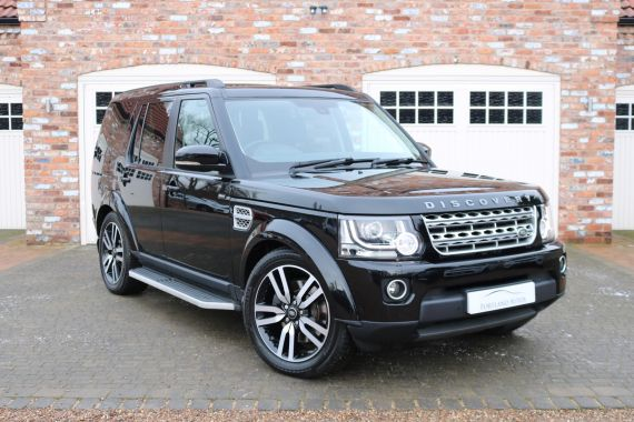Used LAND ROVER DISCOVERY in Yorkshire for sale