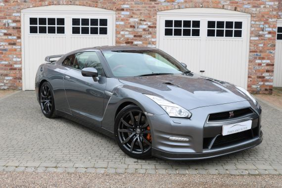 Used NISSAN GT-R in Yorkshire for sale