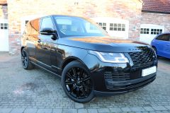 LAND ROVER RANGE ROVER SDV6 VOGUE - 3405 - 14
