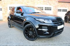 LAND ROVER RANGE ROVER EVOQUE SD4 DYNAMIC - 3479 - 18
